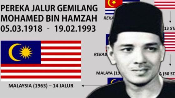 Siapakah Pencipta Bendera Malaysia?