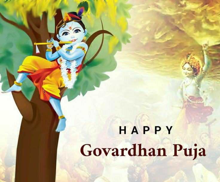 happy govardhan puja 2021 wishes images