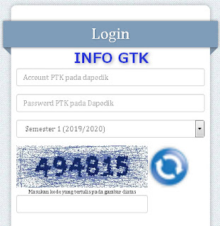 cara login di Info GTK lewat http://info.gtk.kemdikbud.go.id/