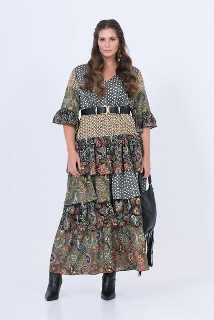 Mat fashion dress