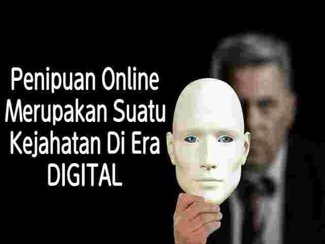 Rekening Penipuan Online Lapor