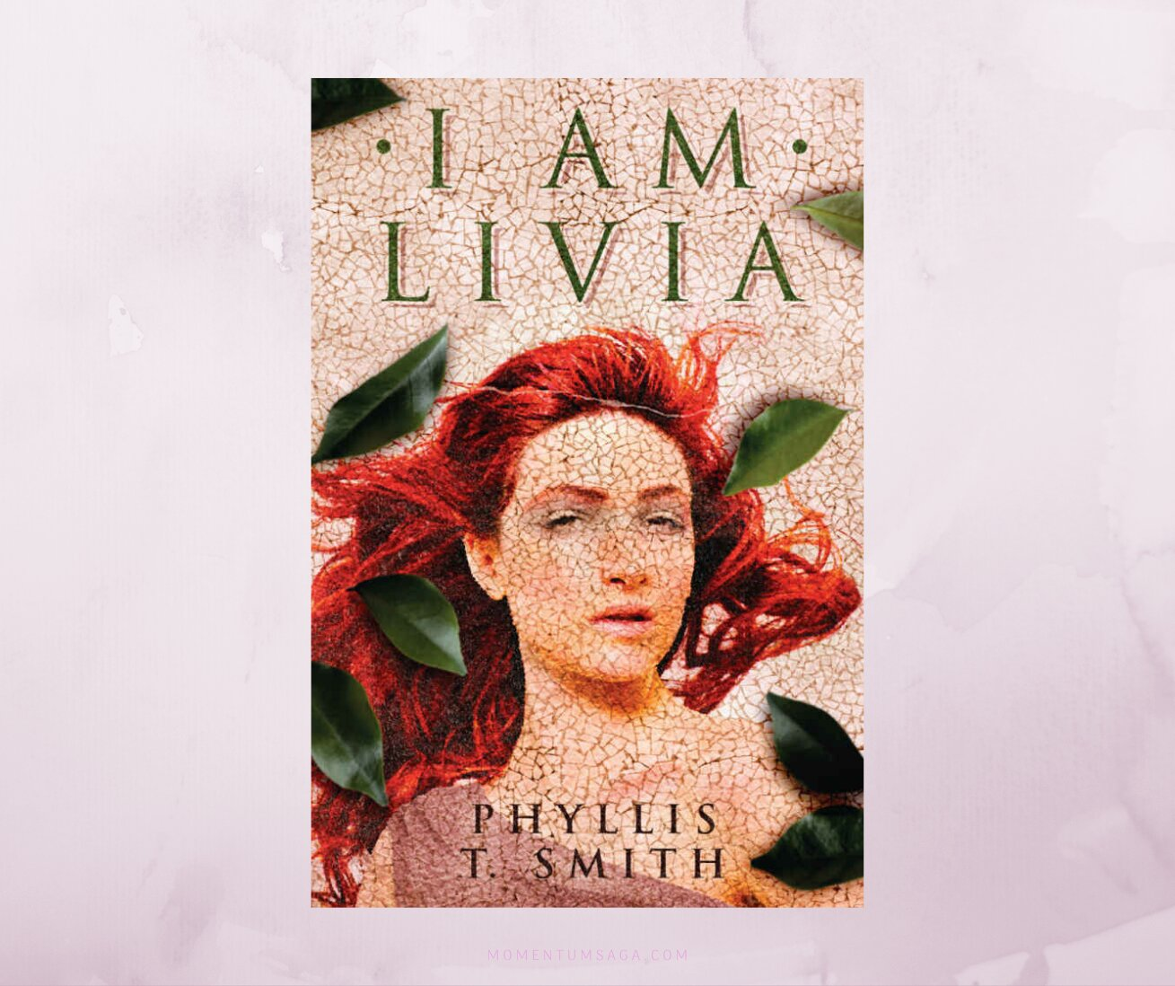 Resenha: I am Livia, de Phyllis T. Smith