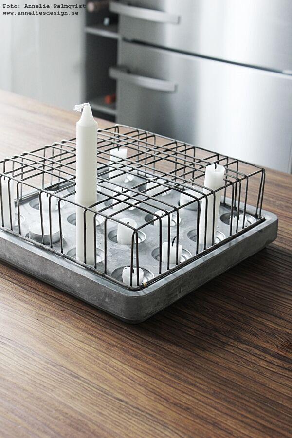 rengöra stumpastaken i ugnen, tips, rengöring, stumpastake, ljusstake, galler,