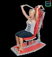 Тренажер плечового поясу тренажор плечевого пояса