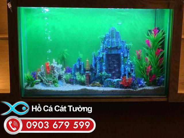 Ý tưởng thiết kế hồ thủy sinh đẹp nhất tại Đồng Nai