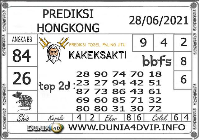 Prediksi Togel HONGKONG DUNIA4D 28 JUNI 2021