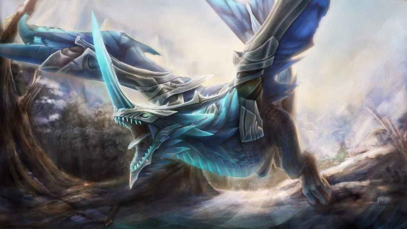 Dragon Image Wallpaper