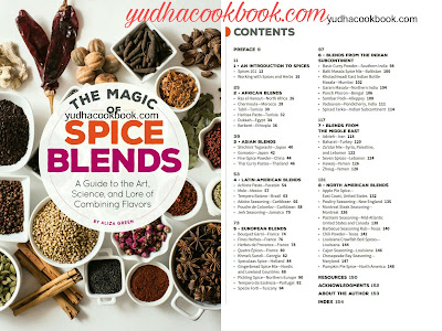 THE MAGIC OF SPICE BLENDS - A Guide To The Art Science And  Lore Of Combining Flavors