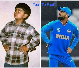 What is the Biography of Virat Kholi?