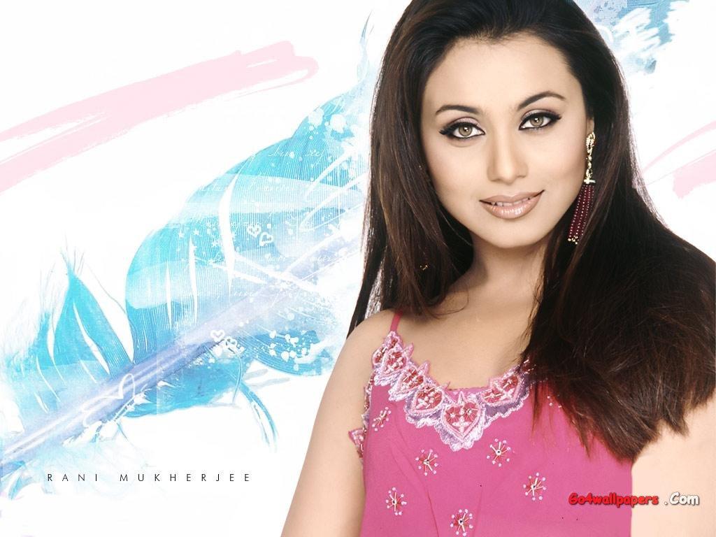 Bollywood New Wallpapers Rani Mukherjee Hot Wallpapers