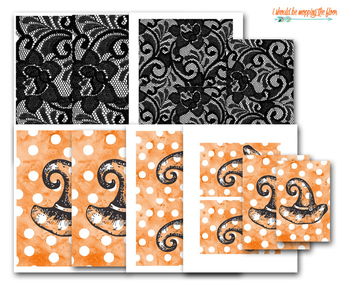Vintage Halloween Printable