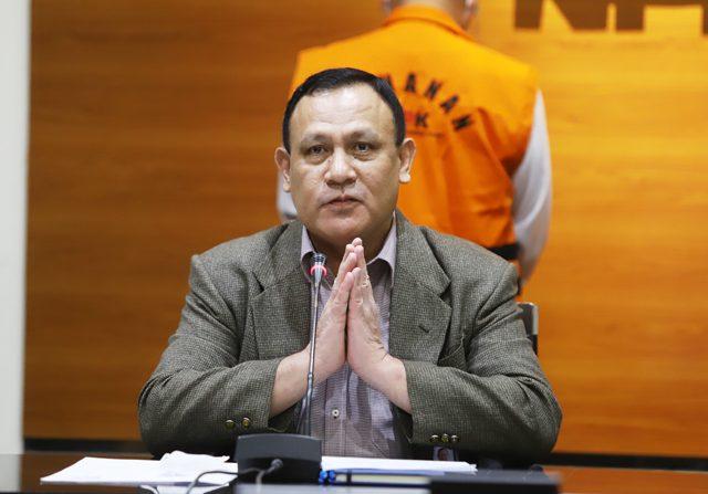 Firli Buka Suara Soal Sejumlah Kasus Korupsi Besar Terpaksa Mandek Usai 75 Pegawai Dibebastugaskan