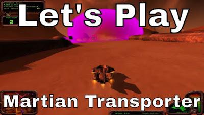 تحميل Martian Transporter لعبة مارشن ترانسبورتر للكمبيوتر برابط مباشر