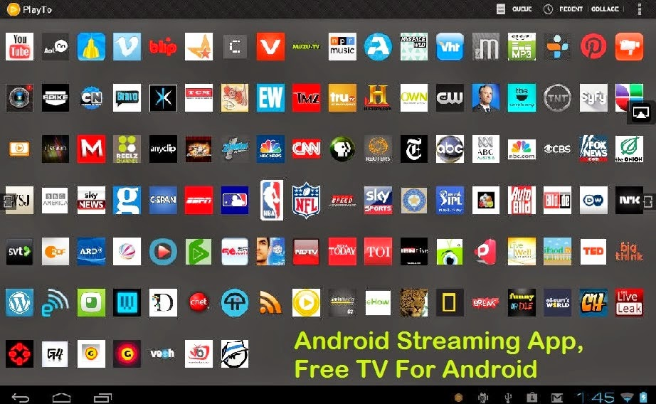 4 Best Free Live TV Streaming Apps for Android