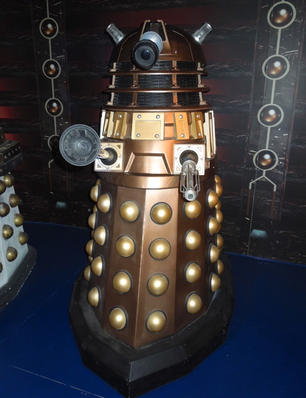 Original 2005 Dalek Doctor Who