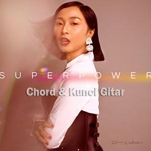 Chord Kunci Gitar Rinni Wulandari Superpower