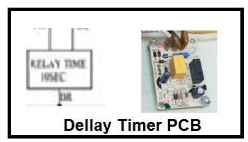 Dellay Timer PCB