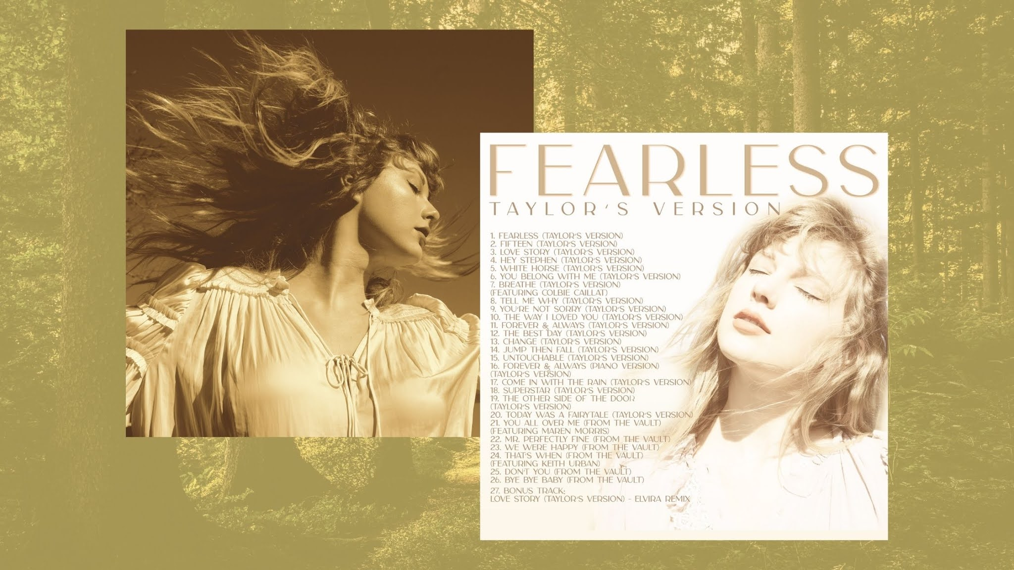Fearless (Taylor's Version) 04.09