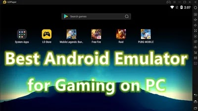 emulator for android