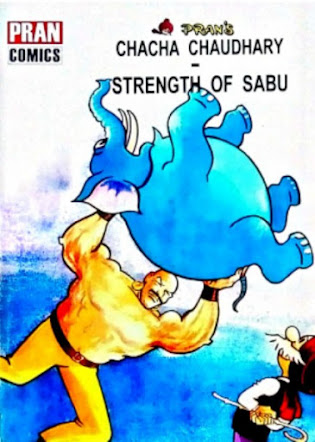 Chacha Chaudhary Streanth Of Sabu In Pdf