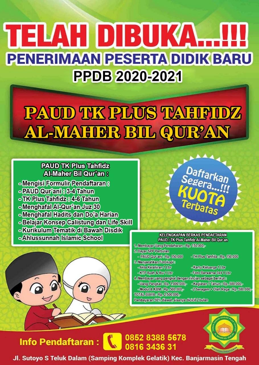 paud tk al-maher