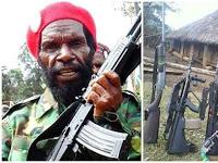 Tentara PNPB Kasih Waktu Orang Non Papua Pulang ke Daerah dalam Satu Bulan