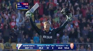 Martin Guptill 237* vs  West Indies Highlights