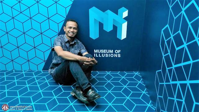 Museum of Illusions, Bukit Bintang, Kuala Lumpur,