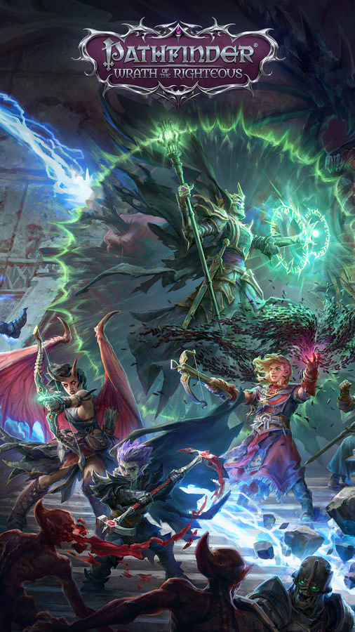 Pathfinder: Wrath of the Righteous Torrent (PC)