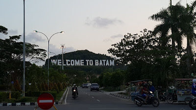 Icon Welcom To Batam