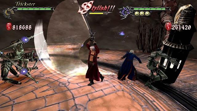 Imagem do Devil May Cry 3 Special Edition