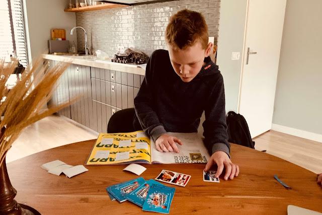 Albert Heijn Voetbalplaatjes 2020/2021