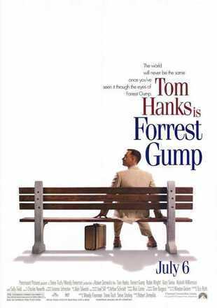 Forrest Gump 1994 BRRip 720p Dual Audio In Hindi English