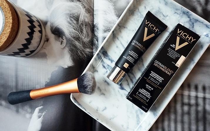 Αποτέλεσμα εικόνας για vichy 3d dermablend and acne