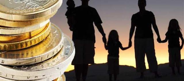 Πρέβεζα: (Σημαντικό) Επίδομα Εισοδηματικής Ενίσχυσης - Ποιες οικογένειες δικαιούνται φέτος τα 600 ευρώ