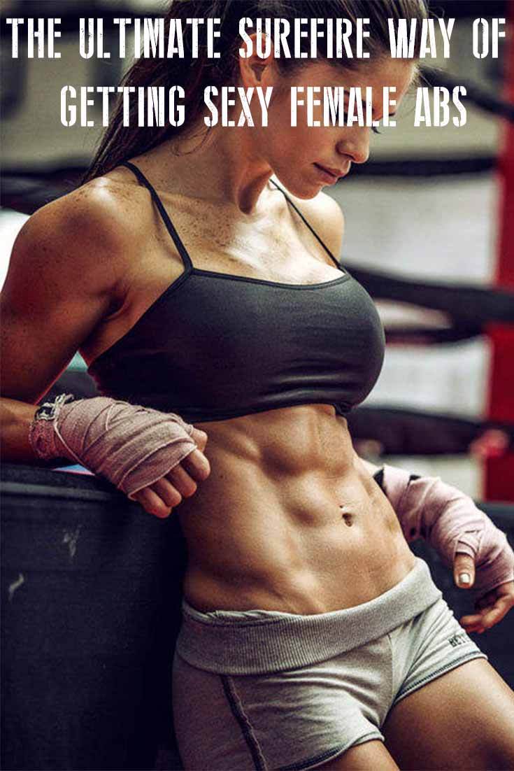 Female Abs Are Different From Male Abs So You Need A