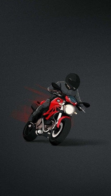 sfondo motocicletta per cellulari android