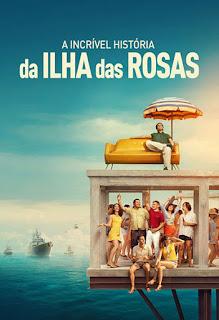 A Incrível História da Ilha das Rosas - HDRip Dual Áudio