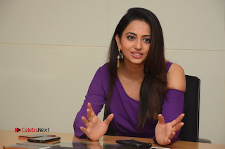 Actress Rakul Preet Singh Latest Stills in Beautiful Long Dress  0230.JPG