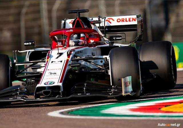 Alfa Romeo Racing ORLEN Imola