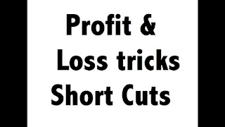 PROFIT AND LOSS NOTE BY RAKESH YADAV SIR