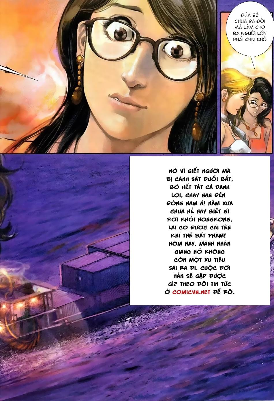 Hỏa Hồng Niên Đại Hắc Cốt Đường Chap 114 - Trang 12