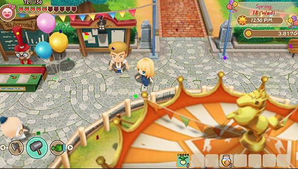 Game Story of Seasons: Friends of Mineral Town Akan Dirilis Untuk PC 14 Juli