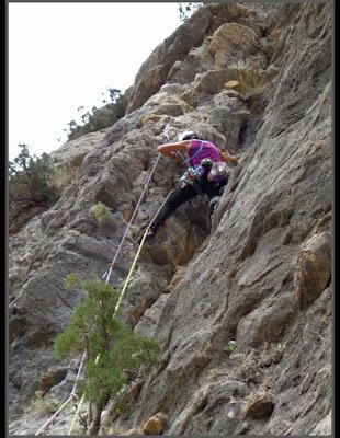 Roca Regina, vía Gali Molero