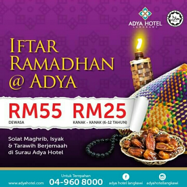 Holiday Villa Alor Setar Buffet Ramadhan