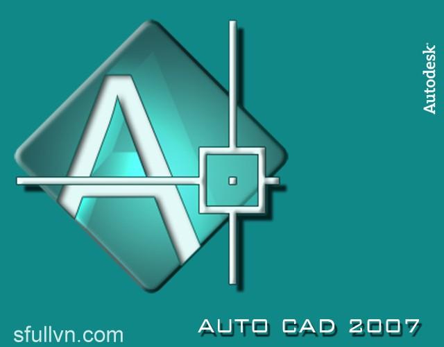 Tải Download AutoCAD 2007 Full - Share Full Vn