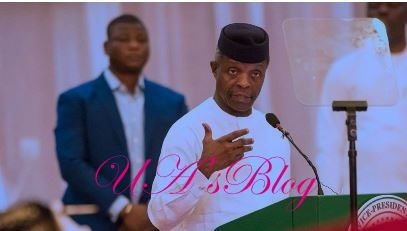 Osinbajo Reveals 'New Plan' FG Will Use To Tackle Insecurity