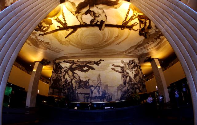 Rockefeller Center, Tourist Spot, New York