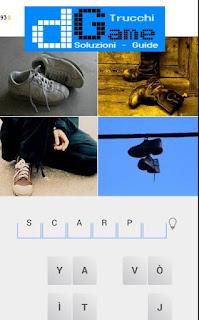 Soluzioni 4 Foto 1 Parola livello 45