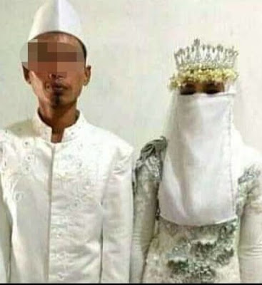 BIZARRE! Man finds out his wife is a man two days after wedding